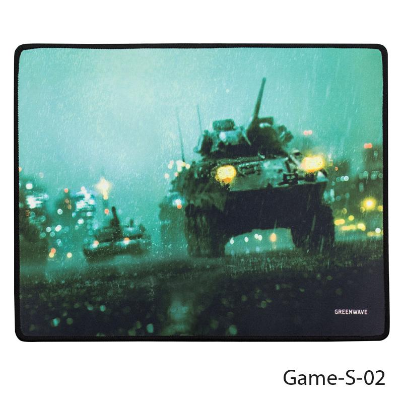 GREENWAVE Game-S-02