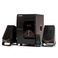 GREENWAVE SA-158BT, black-orange